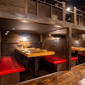 餃子のとりいちず酒場 高円寺北口店では飲み会でのご利用もお待ちしております!
